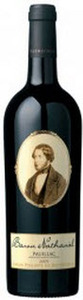 Baron Nathaniel 2009 Bottle
