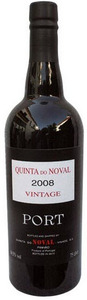 Quinta Do Noval   Vintage 2008 Bottle