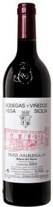 Vega Sicilia Valbuena 5 Cosecha 2004 Bottle