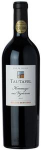 Bertrand Tautavel Hommage Aux Vignerons 2007 Bottle