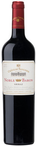 Chateau Tanunda Noble Baron Shiraz 2008, Barossa Valley, South Australia Bottle