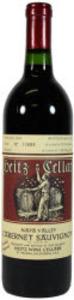 Heitz Trailside Vineyard Cabernet Sauvignon 1998, Napa Valley Bottle