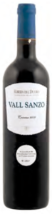 Vall Sanzo Crianza 2008, Do Ribera Del Duero Bottle