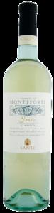 Santi Vigneti Di Monteforte Soave Classico 2011, Doc Bottle