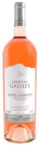 Château Gassier Cuvée Loubiero Côtes De Provence Rosé 2012, Ac Bottle