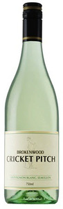 Brokenwood Cricket Pitch Sauvignon Blanc/Semillon 2011, Australia Bottle