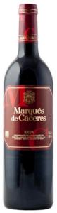 Marqués De Cáceres Tinto Reserva 2005, Doca Rioja Bottle