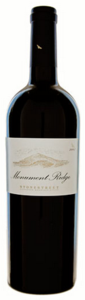 Stonestreet Fifth Ridge Cabernet Sauvignon/Merlot 2007, Alexander Valley, Sonoma County Bottle