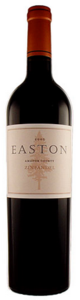 Easton Zinfandel 2010, Amador County Bottle