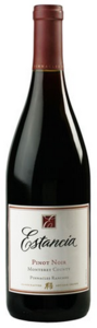 Estancia Pinot Noir 2011, Monterey Bottle