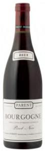 Domaine Parent Pinot Noir Bourgogne 2010, Ac Bottle