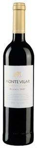 Monte Vilar Reserva 2008, Vinho Regional Alentejano Bottle
