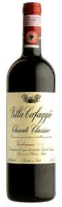 Villa Cafaggio Chianti Classico 2007, Docg Bottle