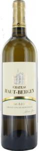 Château Haut Bergey Blanc 2009, Ac Pessac Léognan Bottle