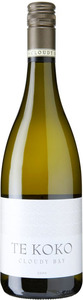 Cloudy Bay Te Koko Sauvignon Blanc 2009, Marlborough, South Island Bottle