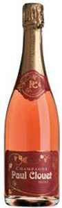 Paul Clouet Brut Rosé Champagne, Ac Bottle