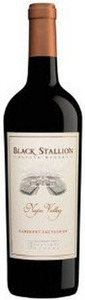 Black Stallion Cabernet Sauvignon 2010, Silverado Trail, Napa Valley Bottle