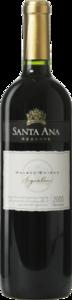 Malbec Shiraz   Santa Ana Reserve, Maip˙ Bottle