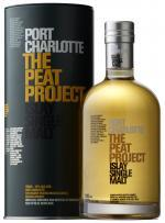 Bruichladdich   Port Charlotte The Peat Project (700ml) Bottle