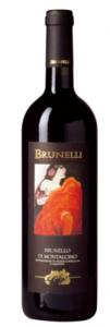 Brunello Di Montalcino   Brunelli 2007 Bottle