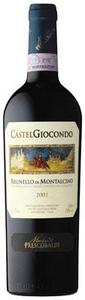 Brunello Di Montalcino   Frescobaldi Castelgiacondo 2007 (375ml) Bottle