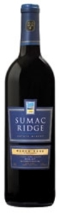 Sumac Ridge Black Sage Vineyard   Merlot 2010, BC VQA Okanagan Valley Bottle