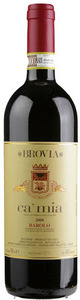 Brovia Ca'mia Barolo 2008 Bottle
