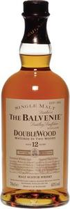 The Balvenie 12 Year Doublewood Bottle