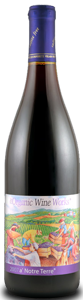 A'notre Terre   Organic Wine Works 2012 Bottle