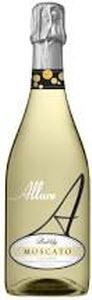 Allure   Bubbly Moscato Sparkling White Bottle