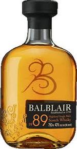 Balblair   1989 1989 (700ml) Bottle