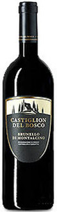 Brunello Di Montalcino   Castiglion Del Bosco 2004 Bottle