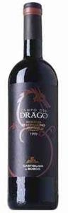 Brunello Di Montalcino   Castiglion Del Bosco Campo Drago 2001 Bottle