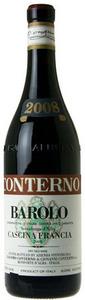 Giacomo Conterno Cascina Francia Barolo 2006 Bottle