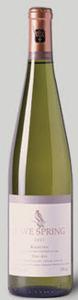 Cave Spring Riesling Dry 2008, Niagara Peninsula Bottle