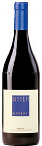 Sandrone Cannubi Boschis Barolo 2007 Bottle