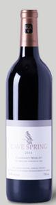 Cave Spring Cabernet Merlot 2010, Niagara Escarpment  Bottle