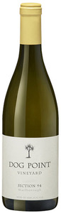 Dog Point Vineyard Section 94 Sauvignon Blanc 2010, Marlborough Bottle