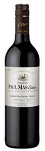 Paul Mas Estate Cabernet Sauvignon Merlot 2010, Pays D'oc Igp Nicole Vineyard, Pezenas Bottle