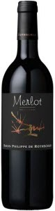 Philippe De Rothschild Merlot 2011, Pays D'oc Bottle