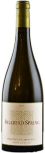 Bellbird Spring Block 8 Pinot Noir 2010, Waipara Valley Bottle