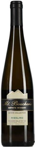 Mt Boucherie Estate Collection Riesling 2010, BC VQA Okanagan Valley Bottle