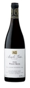 Angels Gate Pinot Noir 2007, VQA Niagara Peninsula Bottle