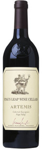 Stag's Leap Wine Cellars Artemis Cabernet Sauvignon 2004, Napa Valley Bottle
