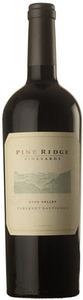 Pine Ridge Cabernet Sauvignon 2011, Napa Valley Bottle