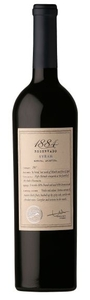 Escorihuela 1884 Reservado Syrah 2007 Bottle