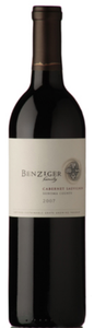 Benziger Family Cabernet Sauvignon 2008, Sonoma County Bottle
