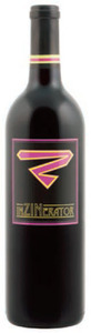 Super Hero Wines Inzinerator Zinfandel 2009, California Bottle