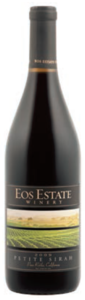 Eos Estate Petite Sirah 2009, Paso Robles Bottle