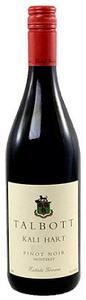 Talbott Kali Hart Pinot Noir 2010, Monterey Bottle
